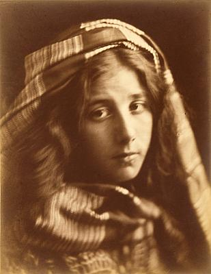 Julia Margaret Cameron (India, 1815-1879) A Study of the Cenci