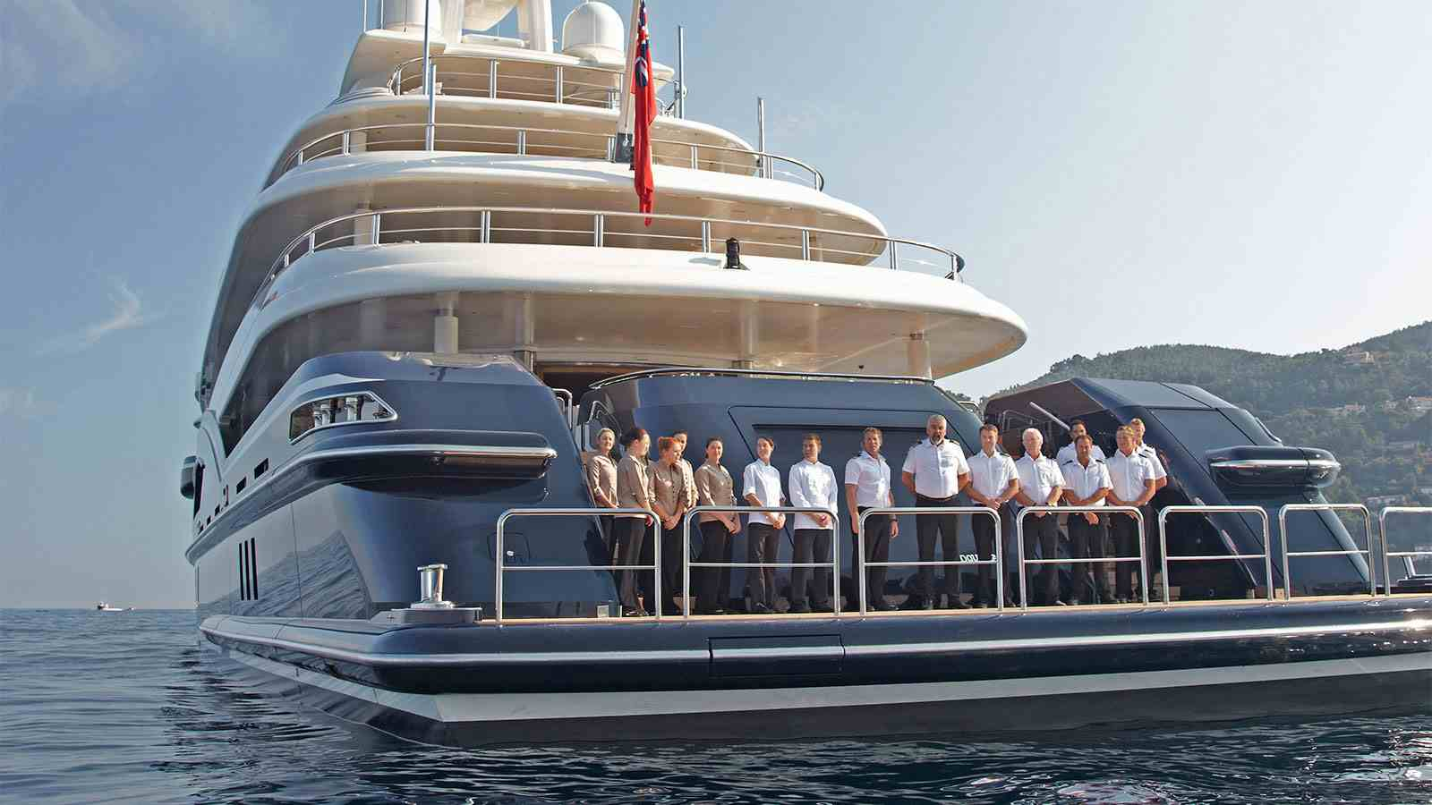 Burgess Celebrating 40 Years In The Superyacht Business