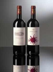 Ornellaia 2012 L'Incanto - classic and John Armleder's label