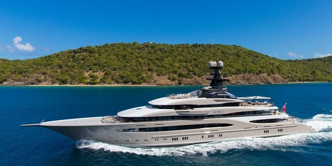 Superyacht World is Not Enough The Superyacht World Has Come