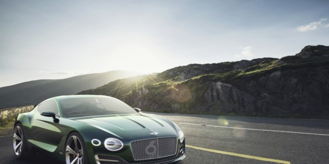 Bentley Exp 10 >> Bentley Exp 10 Speed 6 Top Concept Car Prize At Villa D