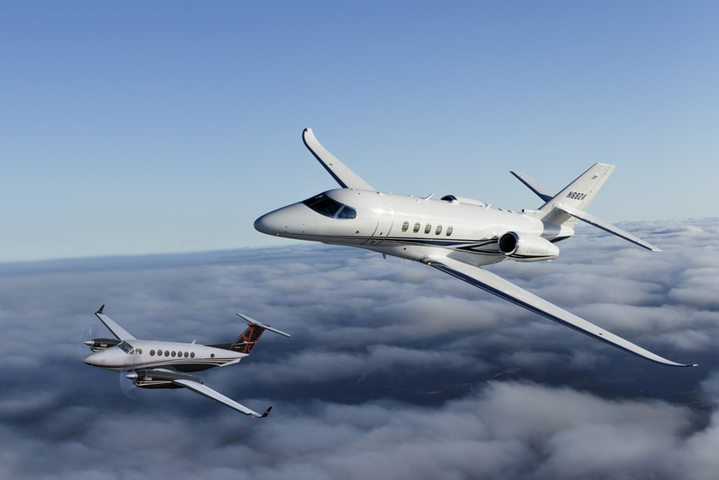 Cessna Citation Latitude To Debut At Ebace 2015 Superyachtdigest
