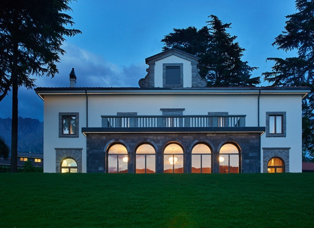 Villa Lario  Ready To Be Temporary Headquarters Of Euro