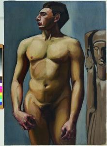 Nu masculin, 1923/1924