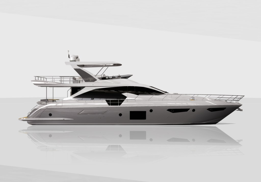 Cannes 2015 Azimut Yachts Will Be Double World Premiere With The