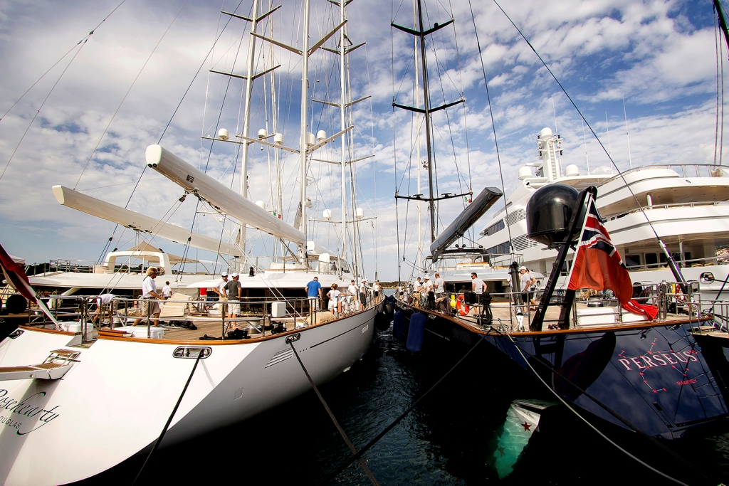 Welcome to the Perini Navi Cup 2015 DAY#1 – superyachtdigest