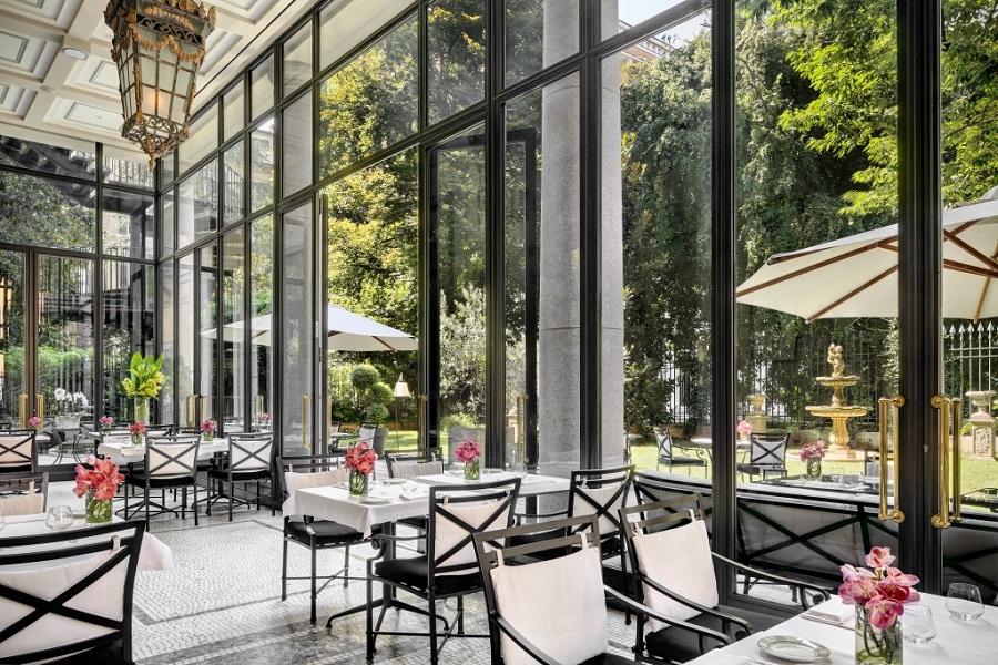 Palazzo parigi Hotel & Grand Spa, Winter Garden