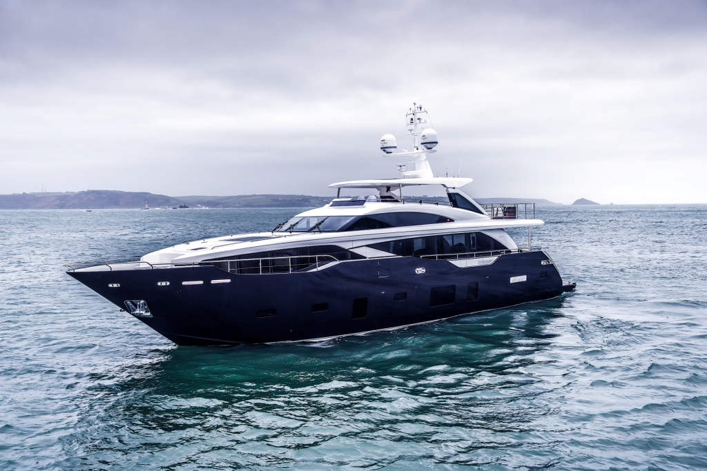 Being Princess In The Moonlight Shadow Superyachtdigest