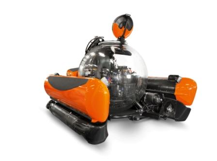 C-Explorer 3 - Orange - ISO View_W