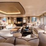RoMEA Main Deck salon
