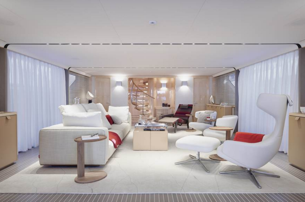 Sanlorenzo the unbreakable link between home and yacht superyachtdigest - Connection between lifestyle home design ...