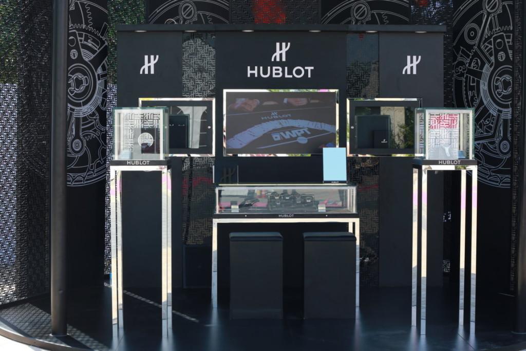 Hublot Booth (FILEminimizer)