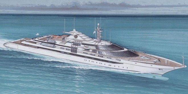 Trump S Desire For The Largest Yacht In The World Superyachtdigest