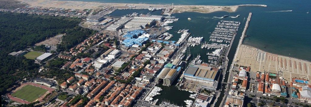 Viareggio, Harbour