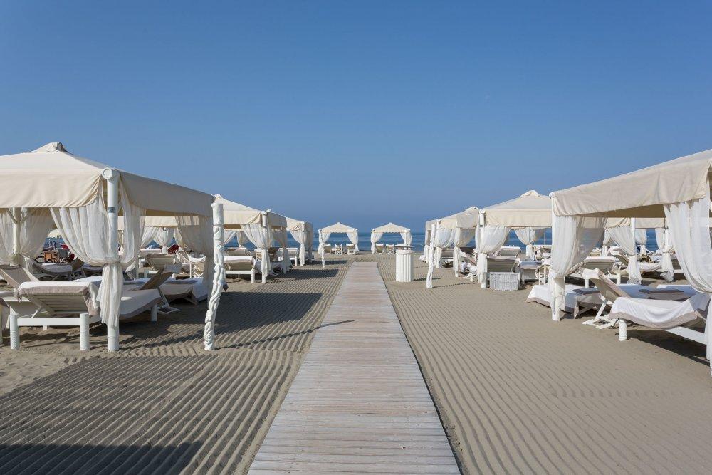 Beach Club Twiga, Forte dei Marmi