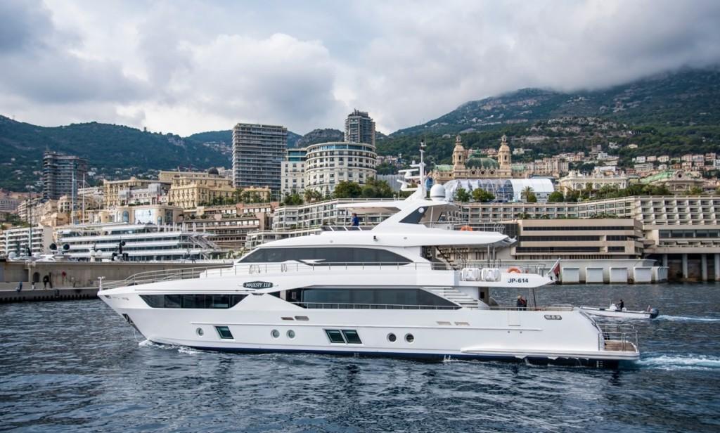 Majesty 110 in Monaco