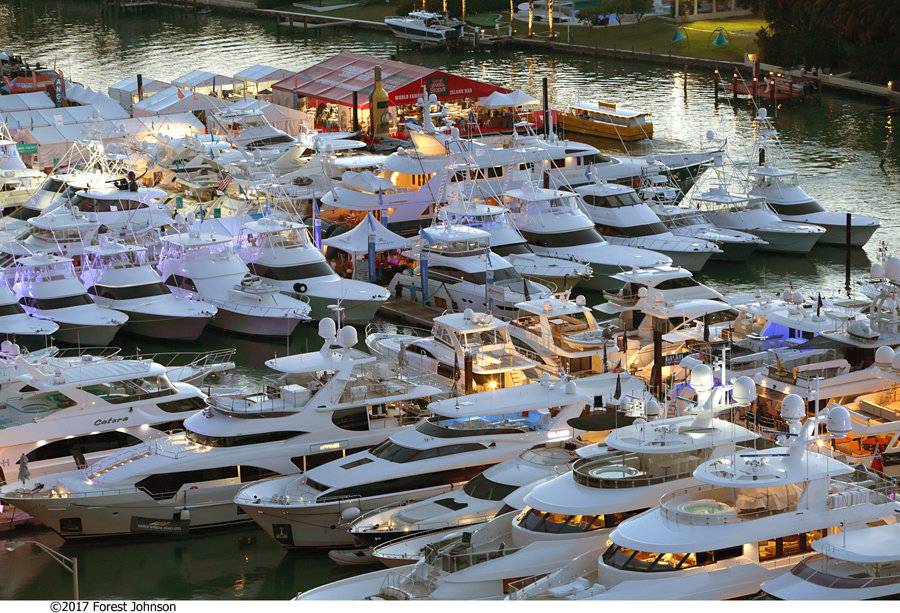 30th annual Miami Yacht Show kicks off next week
