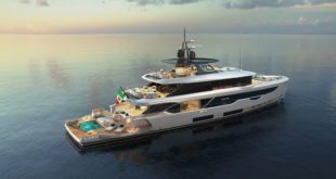 Solar-electric catamaran SILENT 80 sold in 4 units