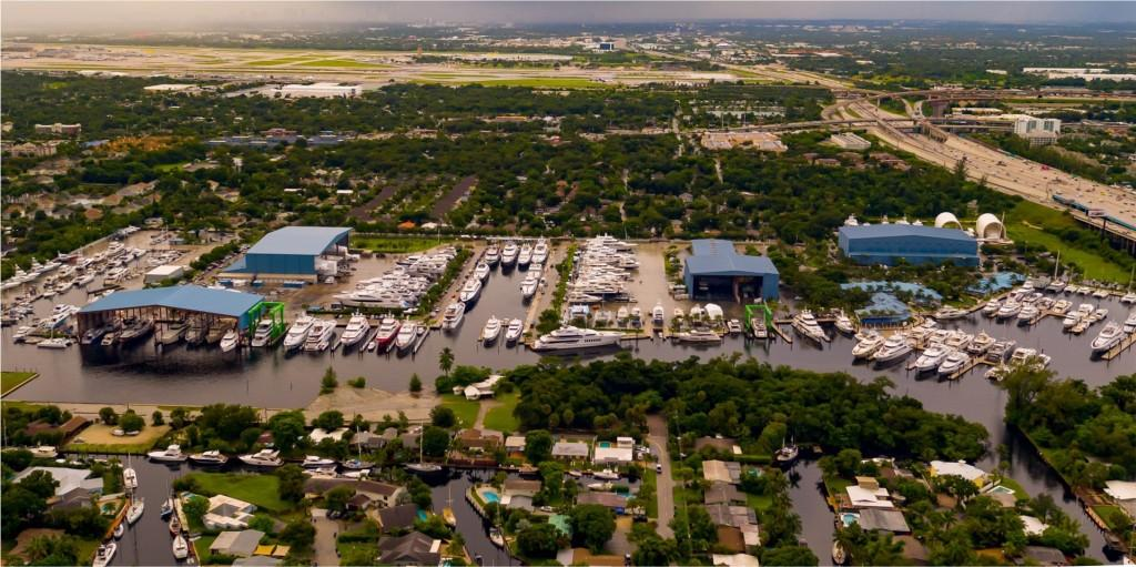 Ferretti Group, a new yard in the US